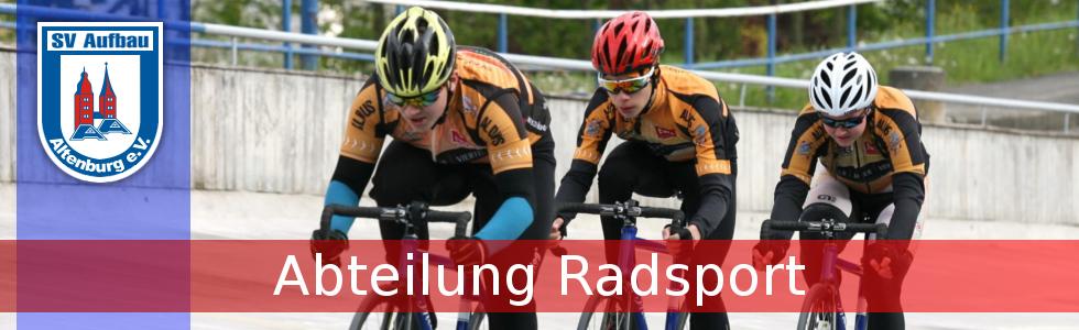 Abteilung Radsport2
